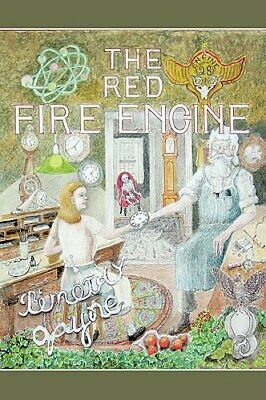 The Red Fire Engine by Timothy Jayne Sr: New