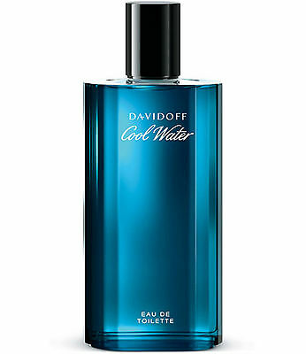 Cool Water by Davidoff Cologne for Men 4.2 OZ NEW TESTER WITH CAP ~ UNBOX