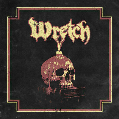 WRETCH -  Same (NEW*US DOOM METAL*EX-THE GATES OF SLUMBER*TROUBLE*OBSESSED)
