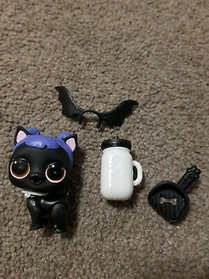 LOT LOL Surprise Splatters Bonito pet MIDNIGHT PUP Kitty Bunny Animal Pet Jouets