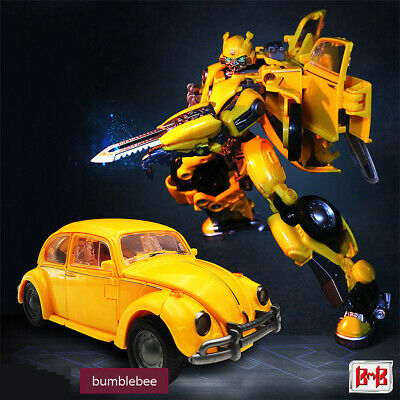 Transformers Movie Series Beetle Bumblebee MISB Action Figure Human Vehicle
