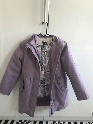 Girls coat with removable inner bomber jacket, GAP, size L (10-11yrs)