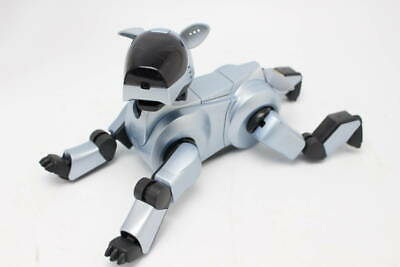 SONY AIBO ERS-210 blue color robot dog ONLY MAIN UNIT