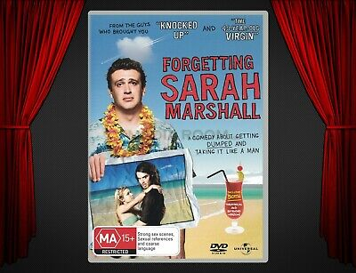 Forgetting Sarah Marshall Region 4 Dvd Free Shipping Very