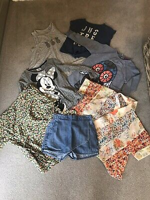 Girls clothing bundle age 8-9, very good condition