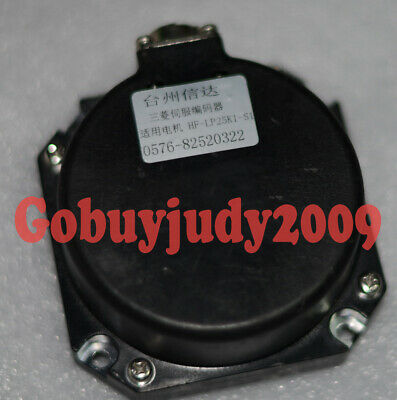1PC Used Mitsubishi encoder HF-LP15K1-S1  Tested It in good condition