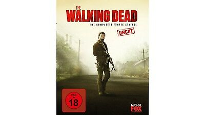 The Walking Dead - Staffel 5 (Uncut)[6 Blu-ray's/FSK 18/NEU/OVP] Kein Schuber !!