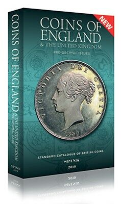 LATEST VERSION - Coins Of England 2019 - (Metal Detecting) - DETECNICKS LTD