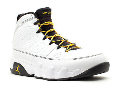 0caf4035a6ea57 Nike Air Jordan 9 IX Retro Quai 54 Q54 White Maize Size 12. 302370-