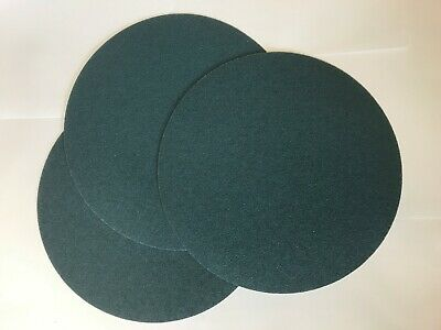 ZIRCONIA 200mm Self Adhesive / Sticky Backed Sanding Discs.