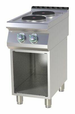 Electric Stove with Base, 400 x 730 x 895 MM