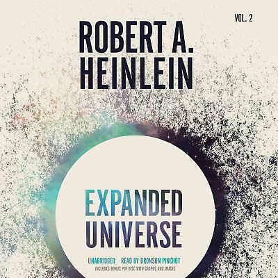 Expanded Universe, Vol. 2 by Robert A. Heinlein 2015 Unabridged CD 9781504635172