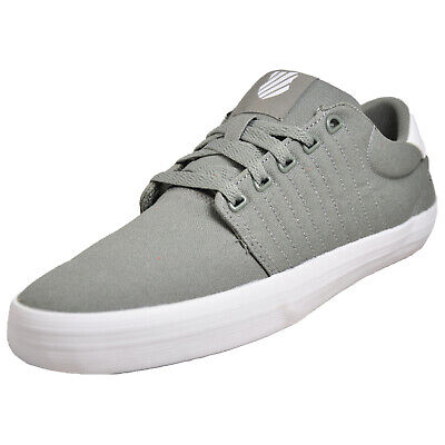 K Swiss Backspin Mens Classic Designer Plimsol Fashion Sneaker Trainers Free P&P