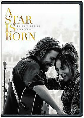 A Star is Born: DVD 2019 With Bonus Disc  (Free Fast Shipping)