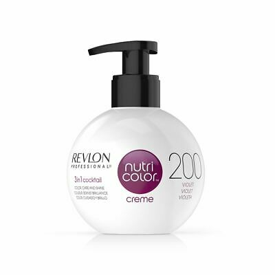 Revlon Nutri Color Creme Ball - Violet 200 270ml