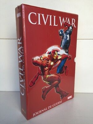 Absolute Civil War Journal De Guerre(Coffret) NEUF 2014