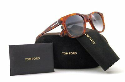 625d17cc692d Tom Ford Sunglasses Bachardy TF 153 TF153 53B Tortoise Shell Brown Frame w  case