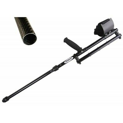 Anderson Carbon Fibre Over & Under Travel Straight Shaft For Minelab Excalibur