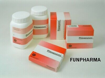 Phlogenzym 200, 800 tablets - 1st Class Shipping