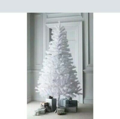 White Lapland Pine Artificial Christmas Xmas Tree 6ft 183cm