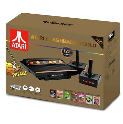 Atari Flashback 8 HD Games Console with 120 Games NEW
