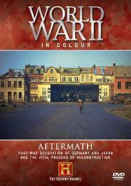 World War II In Colour - Aftermath (DISC ONLY) DVD Documentary