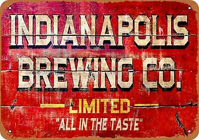 In Post Office Personalized Metal Sign Vintage 106180011009 Indianapolis