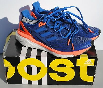 best sneakers a8595 cf666 Neuf pour Homme Taille Us 8 Adidas Energy Boost M Bb3453 Bleu Chaussures  Course