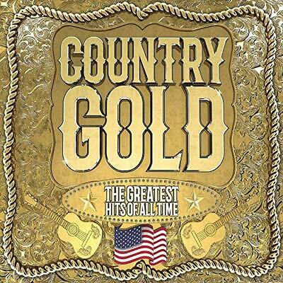 Various-Country Gold CD NEW