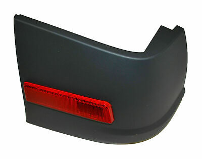 FORD OEM 10-13 Transit Connect Rear Bumper-End Cap Right 9T1Z17F774CA