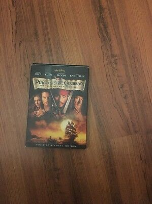 Pirates of the Caribbean: At World's End (Blu-ray + DVD 2011, 3-Disc Set) Disney