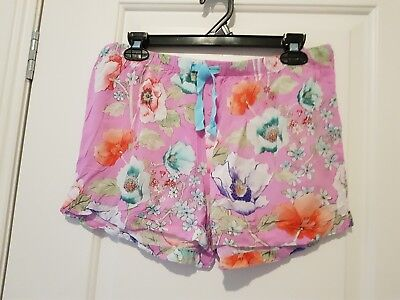 Peter Alexander Womens Sleep Shorts Size S