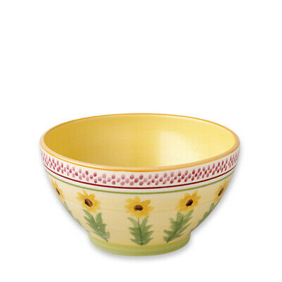 Pfaltzgraff Pistoulet Deep Soup Cereal Bowl with Red Band