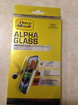 Otterbox Alpha Glass iPhone 5/5s/5c/SE - Tempered Glass Screen Protector