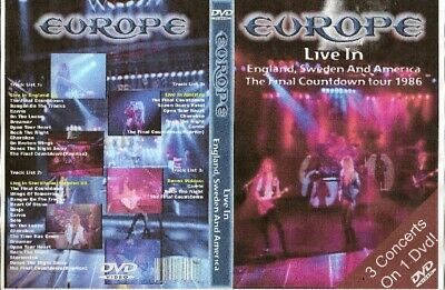 europe live england sweden & america dvd 1986 dio ozzy skid row white lion