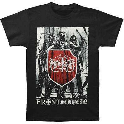 Authentic MARDUK Frontschwein Band T-Shirt S-2XL NEW