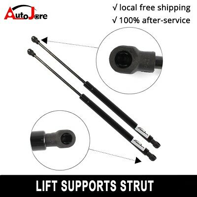 Qty 2 Window Glass Gas Lift Supports Struts Shock Fit Jeep Liberty 02-07 PM2029