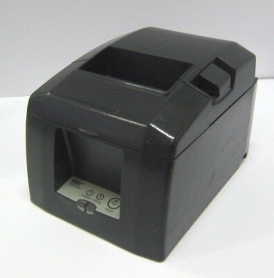USED Star TSP650 Thermal POS Receipt Printer ETHERNET/SERIAL AutoCutter 1109W