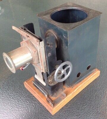 35mm Toy Projector Vintage Collectable Made In Japan