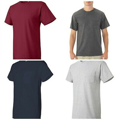 NEW Fruit Of The Loom T Shirts Men's Size 4XL Variety Pack Lot Of 5 Pack Of 5