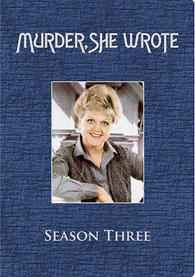 Murder She Wrote - The Complete Third Season (DVD) BRAND NEW SEALED
