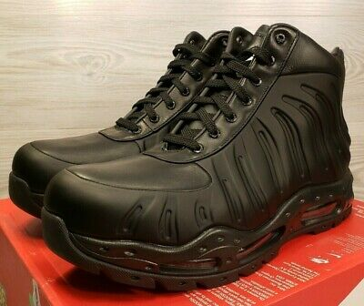 finest selection 846e6 10a72 Nike Air Max Foamdome Foamposite Boots Black Hiking Fashion 843749-002 Pick  Size