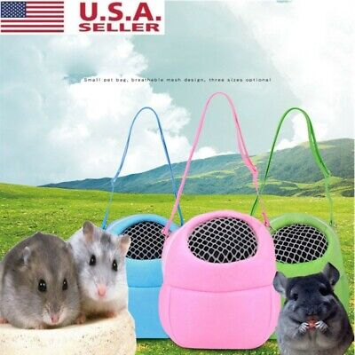 HAMSTER SUGAR GLIDER Chinchilla Ferret Carrier Packet Bag