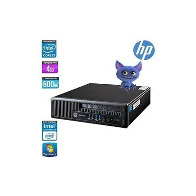 HP ELITEDESK 800 G1 CORE I3-4160 3.6Ghz