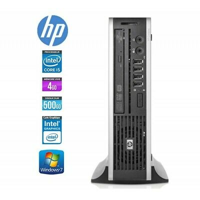 HP ELITE 8300 USDT Core I5