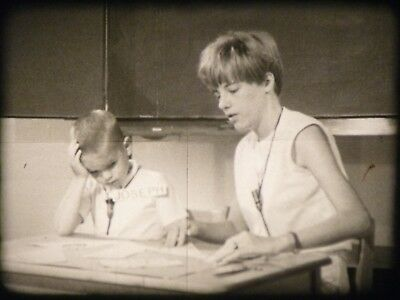 Teaching The Way They Learn Remediation of learning disabilities 1969 16mm short