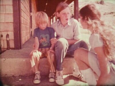 I Is For Important 1974 16mm short film