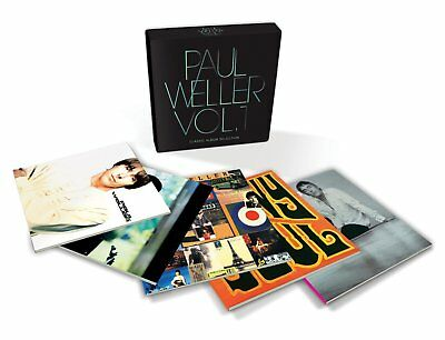 Paul Weller - Vol. 1 (5 Classic Album Collection) [Cd] B36 - New & Sealed