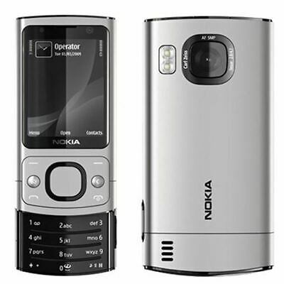Nokia 6700 Slide Unlocked GSM 3G Video Calling 5MP Mobile Phone Condition A+
