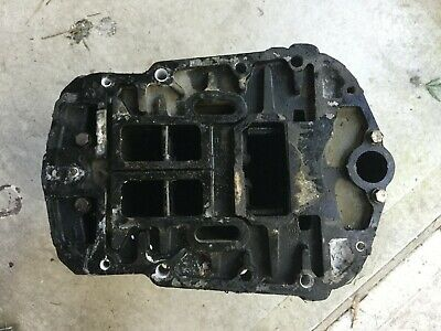 1996 Johnson 115HP Outer EXHAUST HOUSING 0340824 0339600